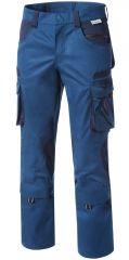 Damen-Arbeitsbundhose nordic/blue PIONIER TOOLS