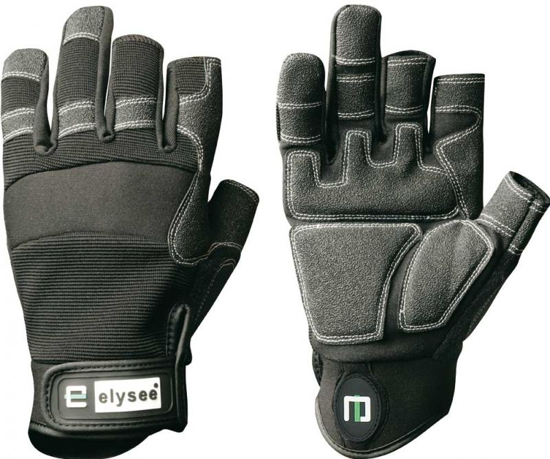 mechaniker handschuhe montagehandschuhe 3 finger frei. Black Bedroom Furniture Sets. Home Design Ideas