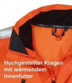 Wetter Warnschutzjacke 4Protect