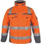 Winter-Warnschutz-Parka 3 in 1 orange PKA