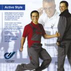 Active Style Arbeitskleidung