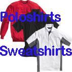 Pionier Poloshirts Sweatshirts