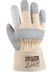 Rindvollleder Handschuhe B1157