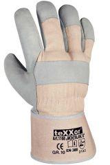 Rindvollleder Handschuhe B1168
