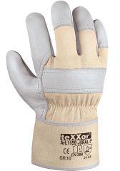 Rindvollleder Handschuhe URAL B1159