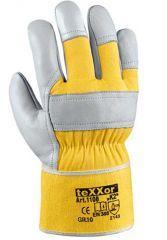 Rindvollleder Handschuhe B1108