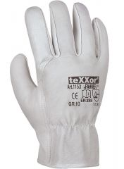 Rindnappa-Handschuhe Fahrer 1153