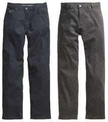 Herren Stretch Gabardine Pionier Jeans
