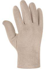 Baumwolljersey-Handschuhe mittelschwer B1580