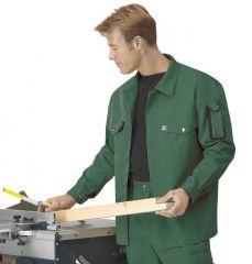 Arbeitsjacke grün