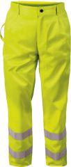 Warnschutzhose gelb