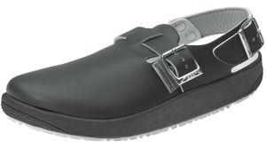 Abeba Clogs schwarz