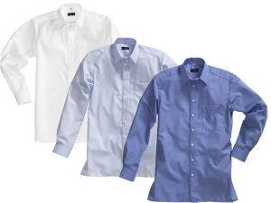 Pionier Business-Hemden 100% Baumwolle