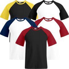 Promodoro T-Shirt Mens Raglan