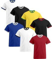 Promodoro Contrast T-Shirt