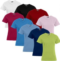 Promodoro Damen Premium T-Shirt tailliert
