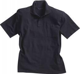 Poloshirt Pionier marine Brusttasche