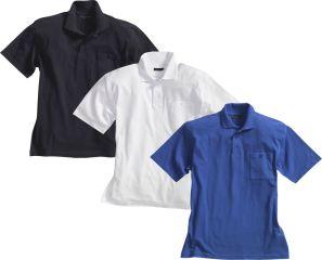 Pionier Poloshirt Mischgewebe 70/30