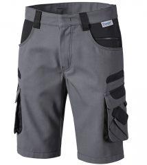 Bermuda Short grau/schwarz PIONIER TOOLS