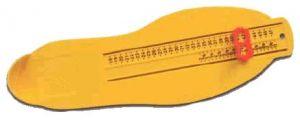 Fussgrössenmessgerät S1070