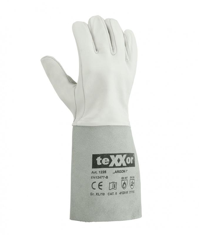 12 Paar 9 Schweißerhandschuhe Gr Argon 3 Handschuhe