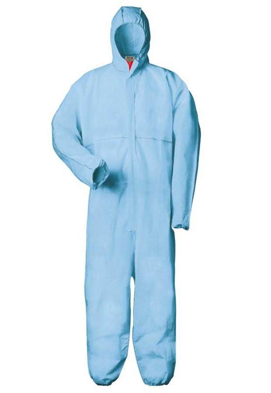 Schutzanzug 3XL blau 1Stk.