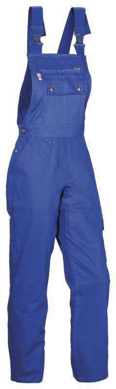 52 blau Abverkauf Arbeitshose Pionier Eco Latzhose Gr