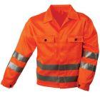 Warnschutzjacke orange
