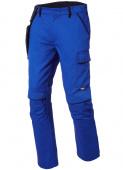 Pionier Arbeitsbundhose Cotton Pure kornblau