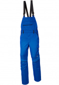 Pionier Arbeitslatzhose Cotton pure kornblau