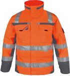 PKA Winter-Warnschutz-Parka orange