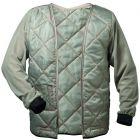 Warnschutz-Winter Softshell Jacke gelb/orange